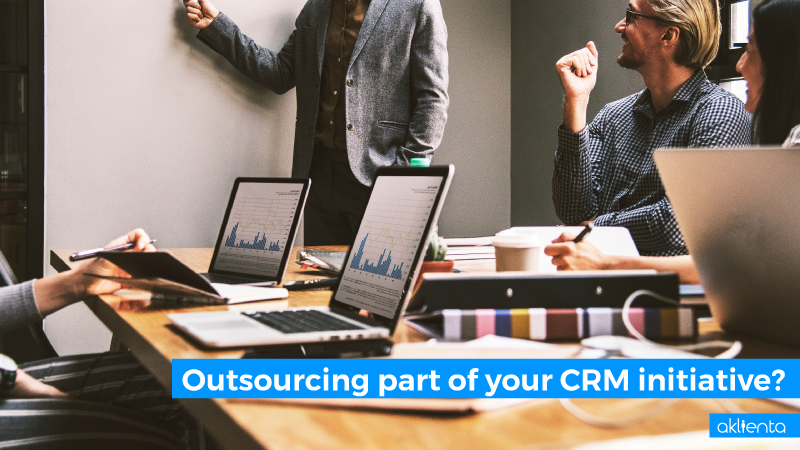Getting external help for your CRM initiative?