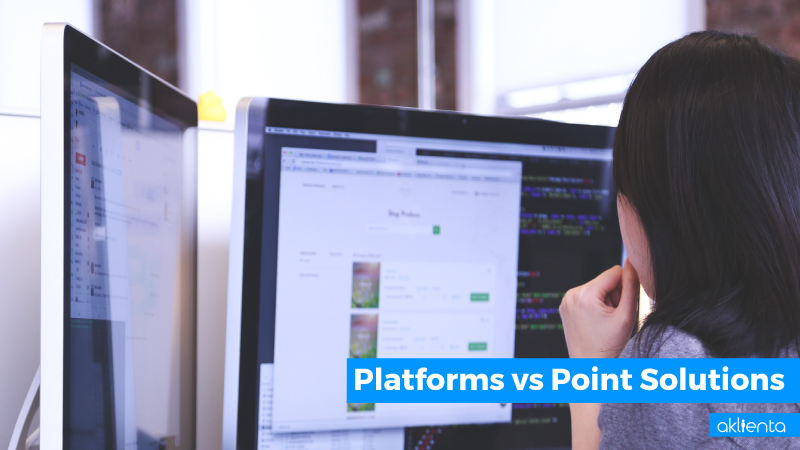 CRM Platforms vs Point Solutions